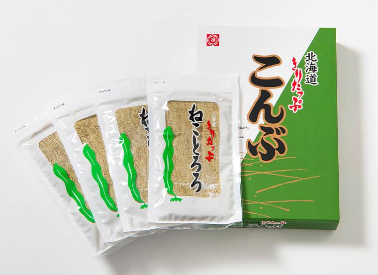 ねことろろ 50g×4袋(北海道 浜中産)