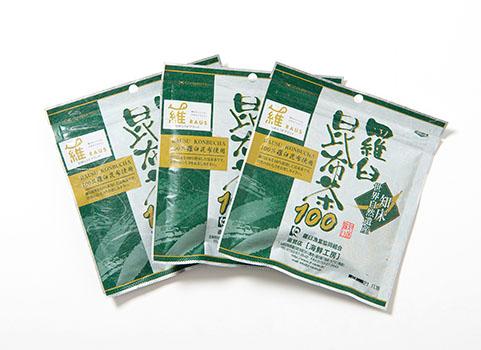 羅臼昆布茶100(50g×3)