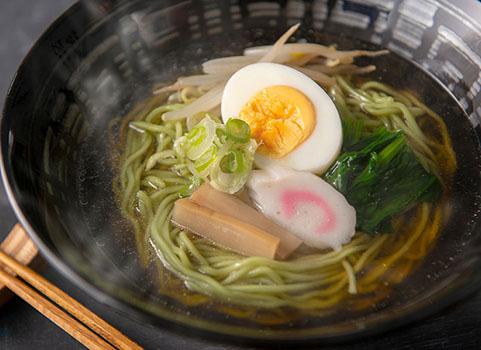 羅臼昆布ラーメン 醤油味 90g×5食(スープ付)×2箱