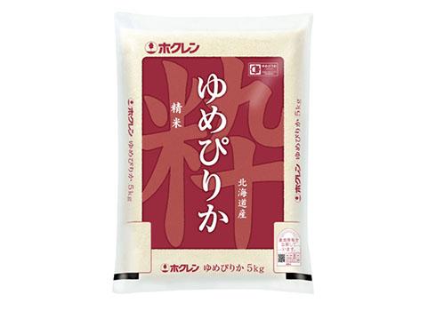 北海道米 ゆめぴりか 5kg(北海道産)