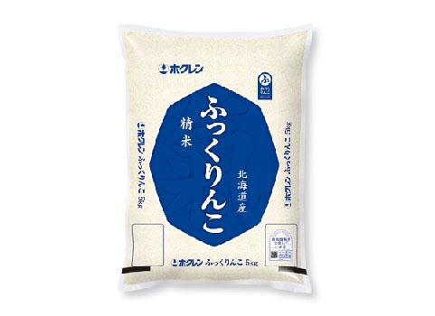 北海道米 ふっくりんこ 5kg(北海道産)