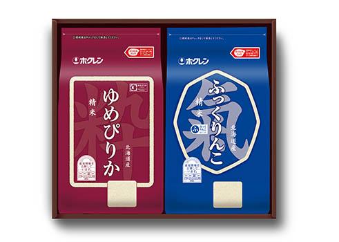 北海道米「プレミアムギフト」SK 4kg
