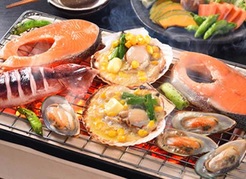 海鮮焼き詰合せ(4種)