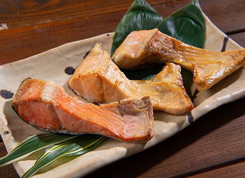 鮭3種食べ比べセット 各500g