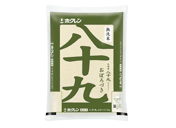 【無洗米】八十九おぼろづき 5kg