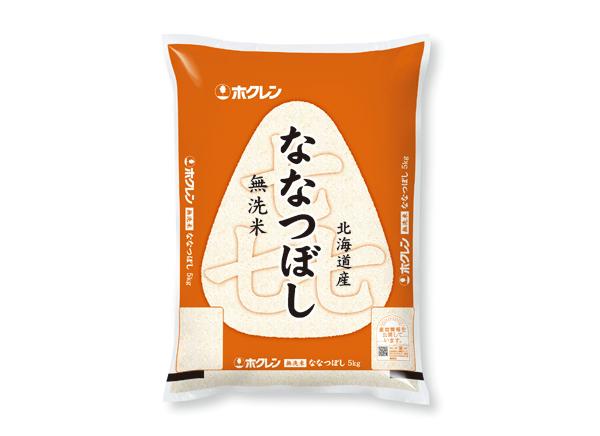 【無洗米】喜ななつぼし 5kg